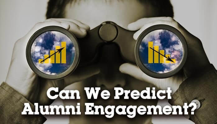 Can We Predict Alumni Engagement?